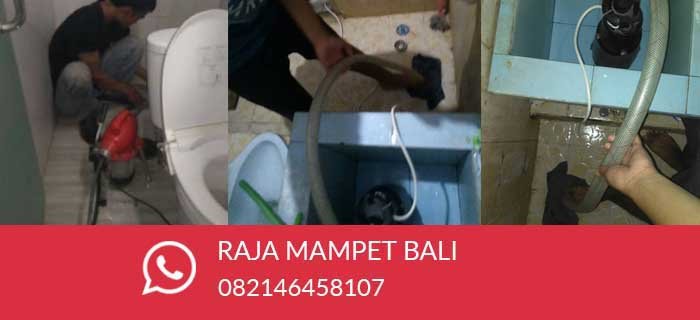 Pipa Mampet Bali