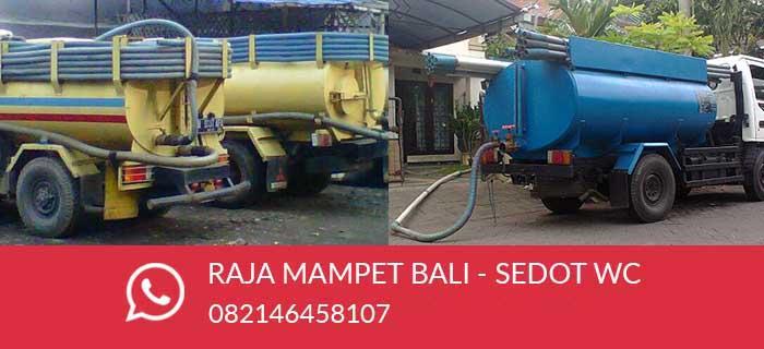 Sedot WC Bali